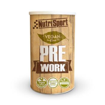Vegan Prework es una fórmula pre-entreno apta para veganos.