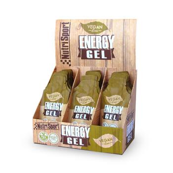 Vegan Energy Gel da un plus de energía para los deportistas veganos