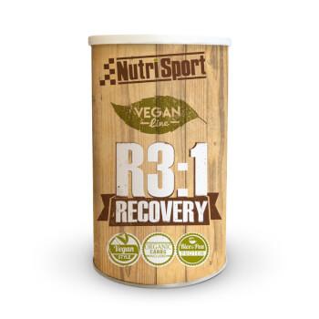Vegan R3:1 Recovery: descubre cómo se recuperan los músculos de los veganos