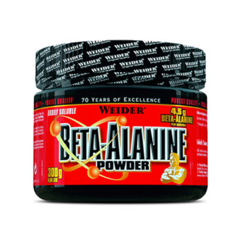 Beta Alanine Powder aporta un 99,7% de beta alanina.