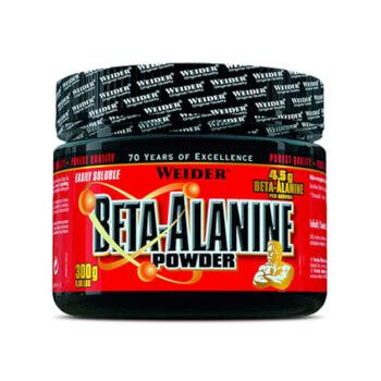 Beta Alanine Powder aporta un 99,7% de beta alanina.