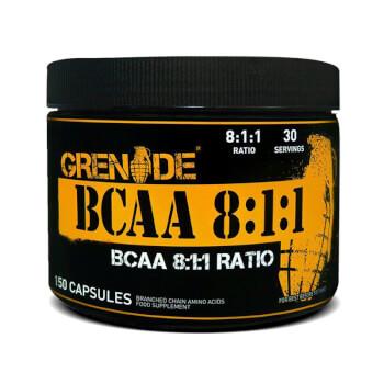 BCAA 8:1:1 ayuda a proteger tu musculatura.