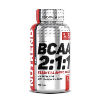 BCAA 2:1:1 proporciona una elevada dosis de BCAAs.
