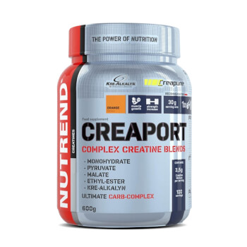 Creaport proporciona 5 tipos de creatina.