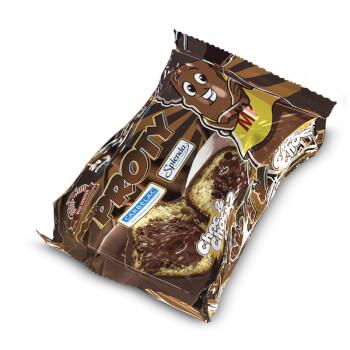 Max Proty Choc&Choc es un pastelito fitness.