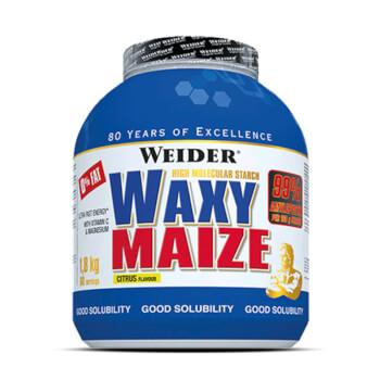 Waxy Maize es un complemento elaborado a base de amilopectina de maíz.