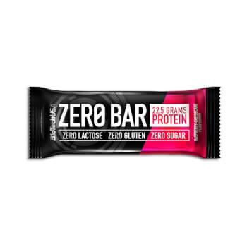 Zero Bar es una barrita de proteínas sin azúcar.