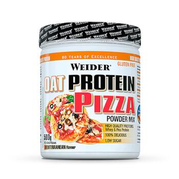 Oat Protein Pizza es un preparado para elaborar deliciosas y saludables bases de pizza.
