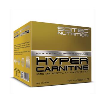 Hyper Carnitine ayuda a utilizar la grasa como fuente de energía.