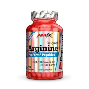 Arginina Pepform Peptides es un suplemento de arginina de máxima calidad