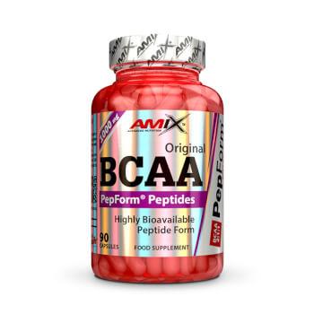 BCCA Pepform Peptides es el suplemento de aminoácidos ramificados más avanzado del momento