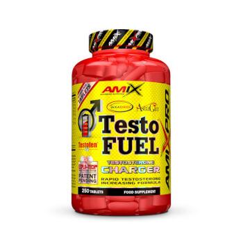 Testofuel es un complemento que te ayuda a elevar los niveles de testosterona de forma natural.