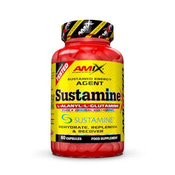 El suplemento Sustamine de AmixPro te ayuda a recuperar tus músculos.
