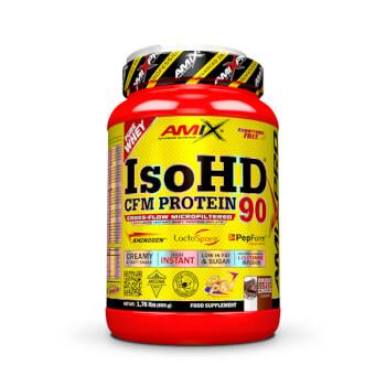 Iso HD 90 CFM Protein de AmixPro sirve para mantener y desarrollar la musculatura.