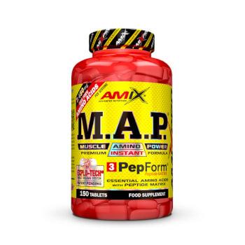 El suplemento M.A.P es la ayuda que necesitas para no perder masa muscular.