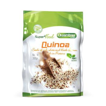 Superfood Quinoa es un superalimento que sirve como sustituto de la pasta, el arroz o el cuscús.