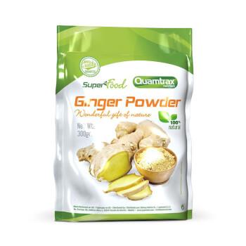 Superfood Jengibre es un producto de raíz de jengibre en polvo y fuente de antioxidantes.
