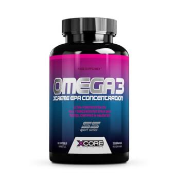 Omega 3 SS ayuda a reducir los niveles de colesterol