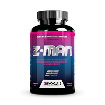 Z-Man SS está indicado para aumentar los niveles de testosterona.