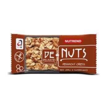 DeNUTS es una barrita elaborada con ingredientes naturales.