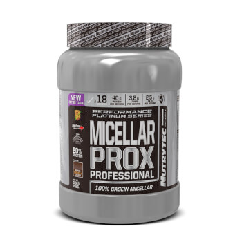 Micellar Prox Professional (Performances Platinum Series) previene el catabolismo muscular.