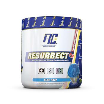 La fórmula de Resurrect-P.M. repara tus músculos mientras tu descansas.