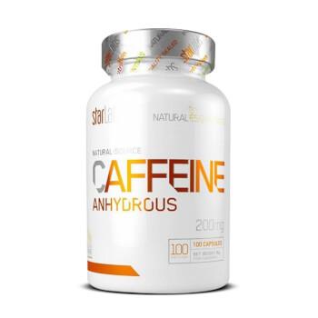 Con Caffeine Anhydrous de Starlabs Nutrition podrás intensificar tus entrenamientos.