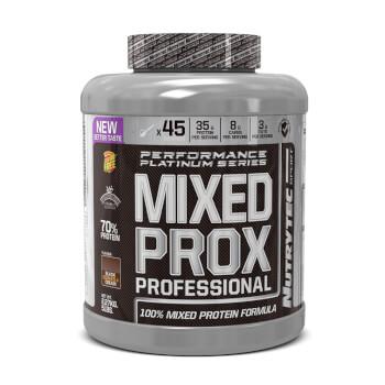 Mantén tus músculos nutridos durante horas con la nueva Mixed Prox Professional de Nutrytec.