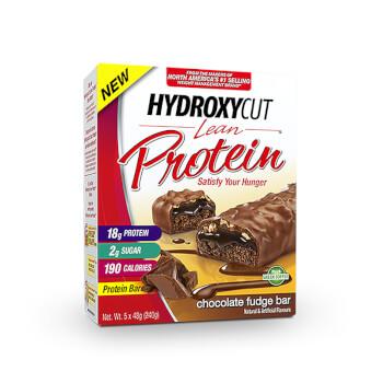 Acaba con el gusanillo del dulce y sacia tu apetito con ¡Lean Protein Bars de Hydroxycut!