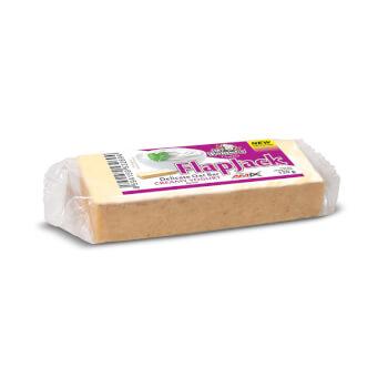 Las barritas FlapJack llevan gran cantidad de carbohidratos.