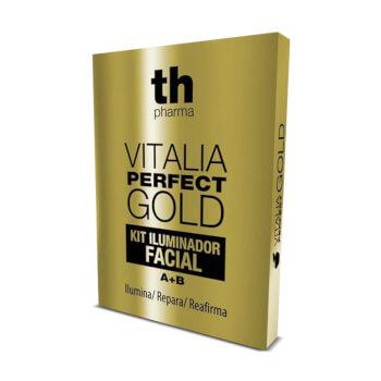 VITALIA PERFECT GOLD KIT ILUMINADOR FACIAL - Th Pharma