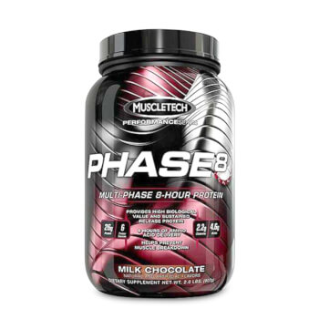 Phase 8 Performance Series es una proteína secuencial.
