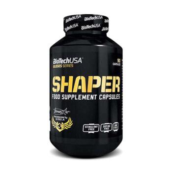 Shaper es un potente quemagrasas sin estimulantes.