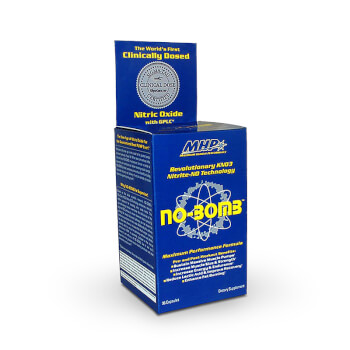 NO-Bomb es una fórmula mejorada de óxido nítrico.