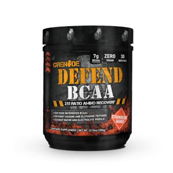 Defend BCAA es un complemento elaborado a base de aminoácidos ramificados.