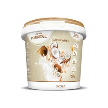 Protein Porridge Coconut alimenta tu activo estilo de vida.