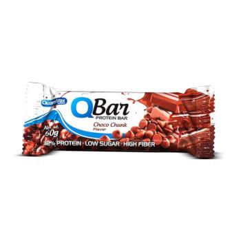 QBar Protein Bar con 19g de proteínas por barrita