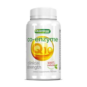 Refuerza tu dieta con antioxidantes y sus beneficios con Co Q10 de Quamtrax Essentials.
