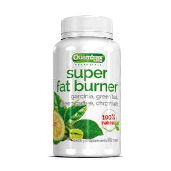 Super Fat Burner, un quemador de grasa totalmente natural.