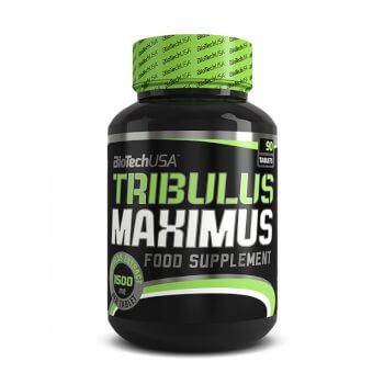 Tribulus Maximus favorece la producción de la testosterona.
