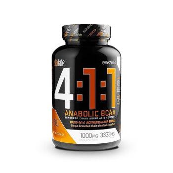 4:1:1 Anabolic BCAA potencia tu recuperación.