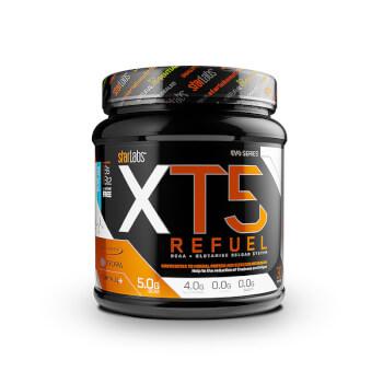 XT5 Refuel regenera y recupera tus músculos.