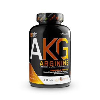 Con AKG Arginine aumenta tu rendimiento y masa muscular.
