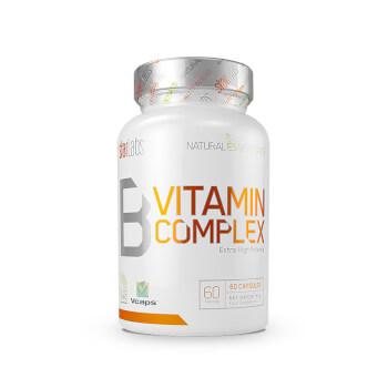 ¡Combate la fatiga y el estrés con B Vitamin Complex!