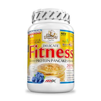 Fitness Protein Pancakes es perfecto para desayunos saludables.