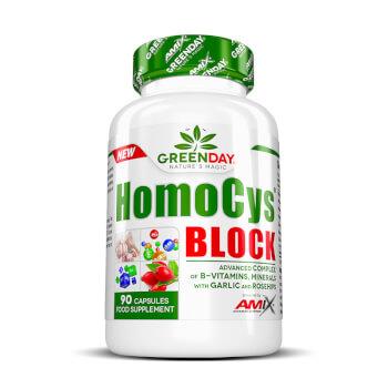 HomoCys Block mejora el sistema inmune y protege la salud cardiovascular.