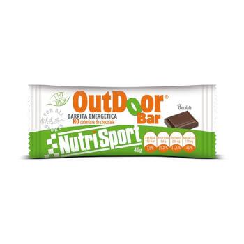 Outdoor Bar es una deliciosa barrita energética.