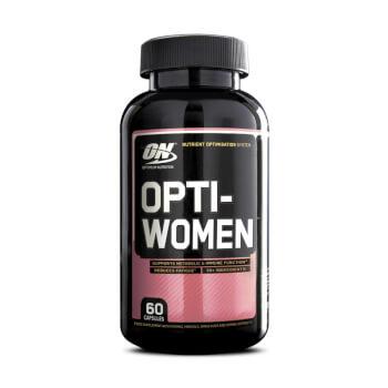 Opti-Women fórmula multivitamínica para mujeres.