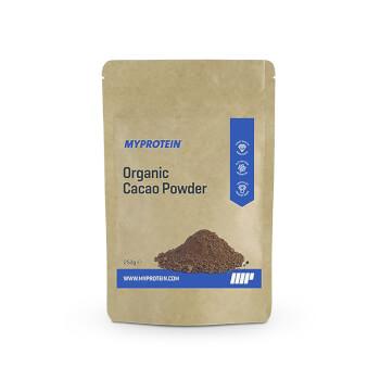 Cacao Orgánico en Polvo de Myprotein excelente fuente de fibra y minerales.