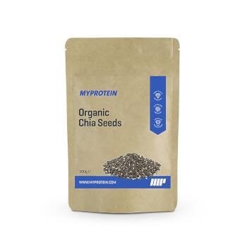 Las Semillas de Chía Orgánicas de Myprotein, ¡son ideales para añadir a tus batidos!